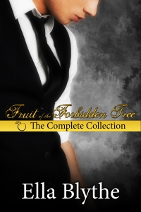 """Fruit of the Forbidden Tree: The Complete Collection"" is now available for Nook!"