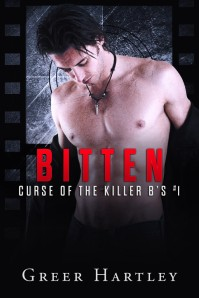 BITTEN (Curse of the Killer B's #1) by Greer Hartley